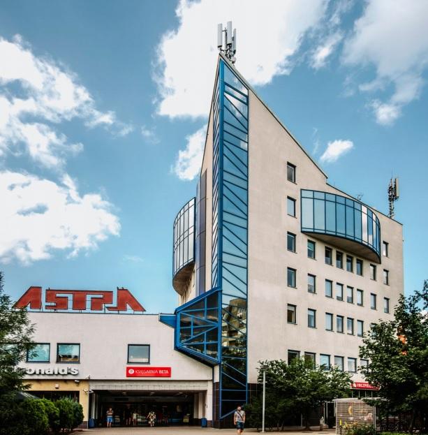 Biurowiec WROCŁAW | Centrum Handlowe TGG