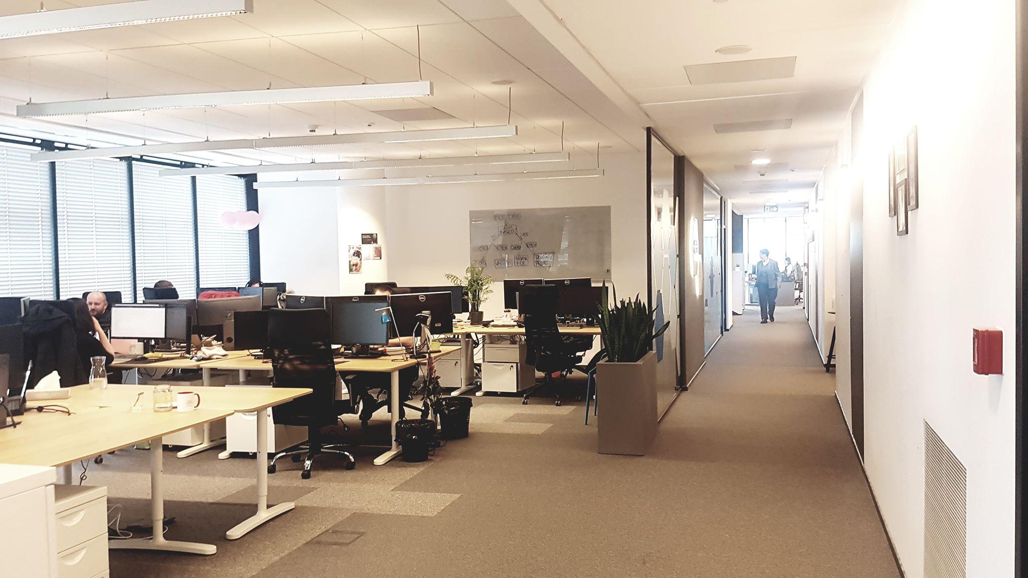 EUROCENTRUM OFFICE COMPLEX BETA/podnajem - zdjęcie 2