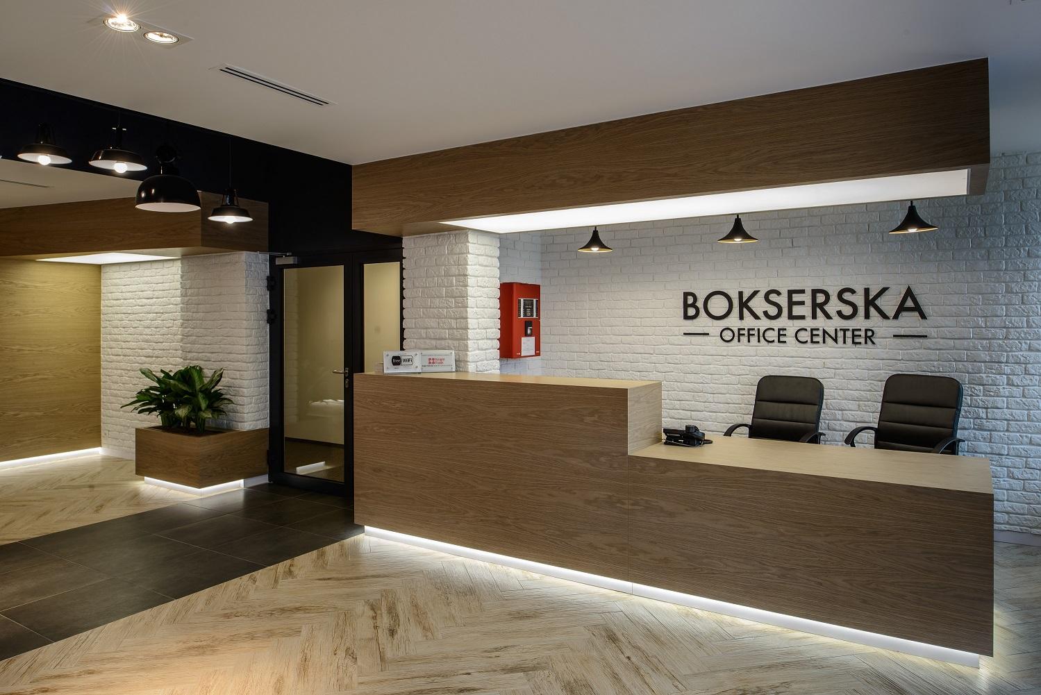 BOKSERSKA OFFICE CENTER | PODNAJEM - zdjęcie 2
