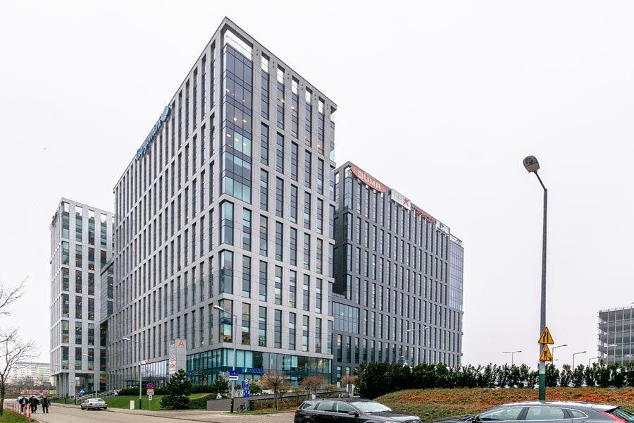 Biurowiec KRAKÓW | QUATTRO BUSINESS PARK BUILDING FIVE