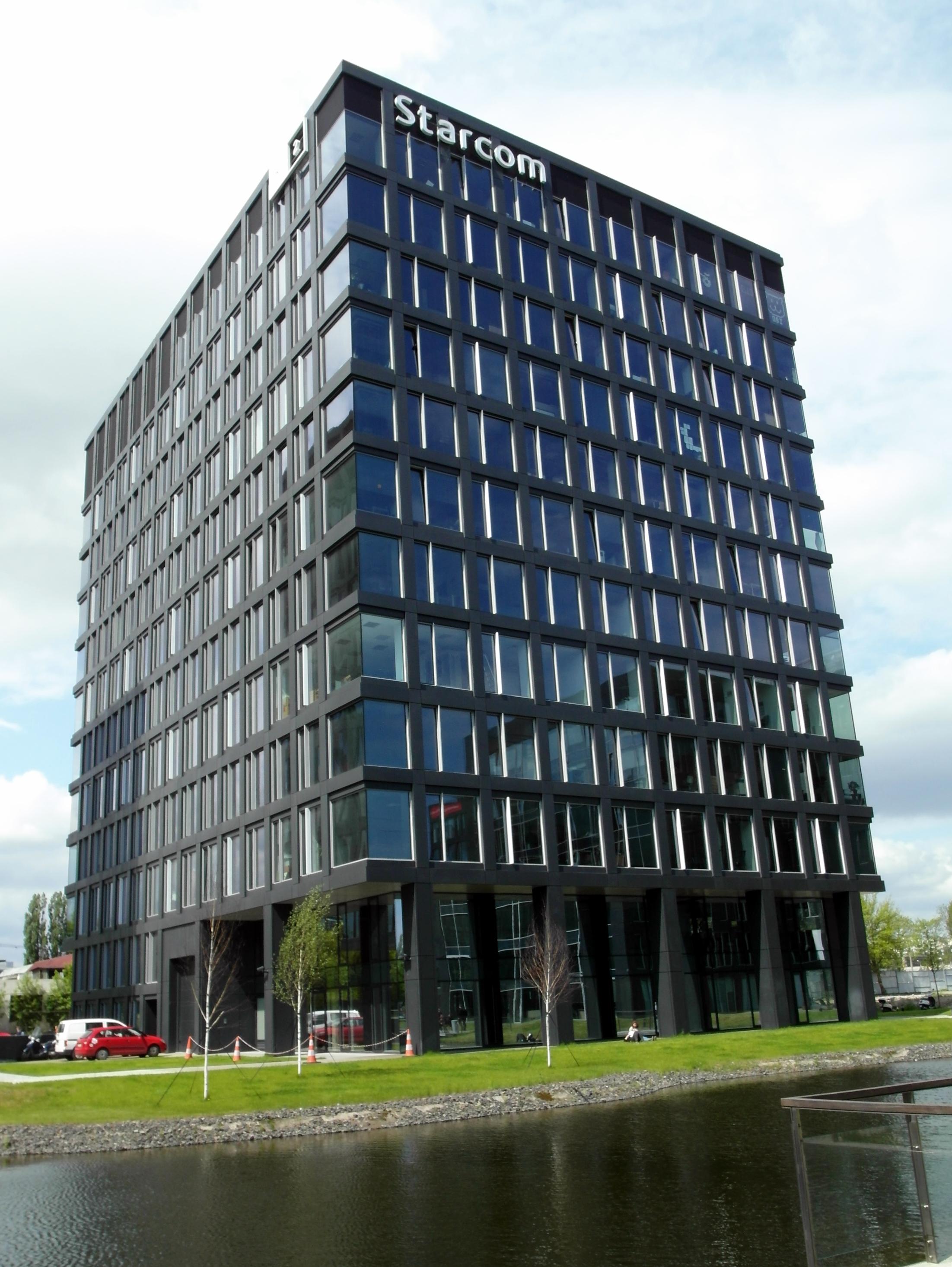 Biurowiec PLATINIUM BUSINESS PARK V | PODNAJEM