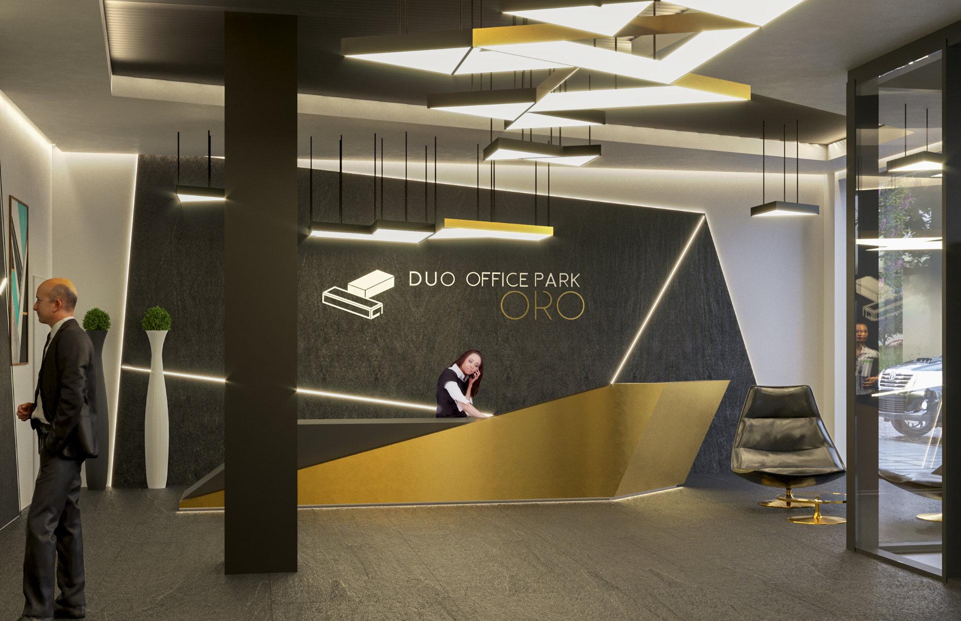 KRAKÓW   DUO OFFICE PARK: Bud. Oro i Bud. Argento - zdjęcie 2