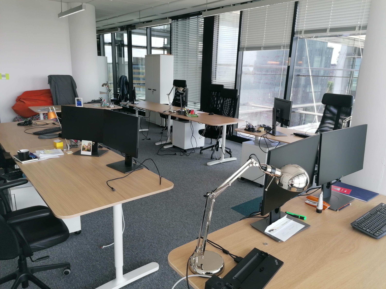 EUROCENTRUM OFFICE COMPLEX BETA | PODNAJEM - zdjęcie 5