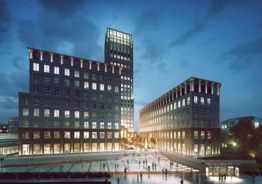 KRAKÓW | UNITY CENTRE (Kompleks budynków) - zdjęcie 2