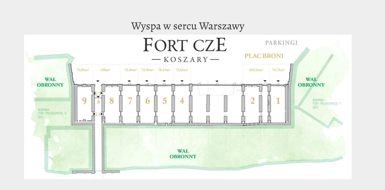 FORT CZE – KOSZARY- - zdjęcie 5