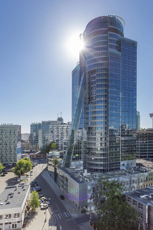 Biurowiec SPEKTRUM TOWER | PODNAJEM