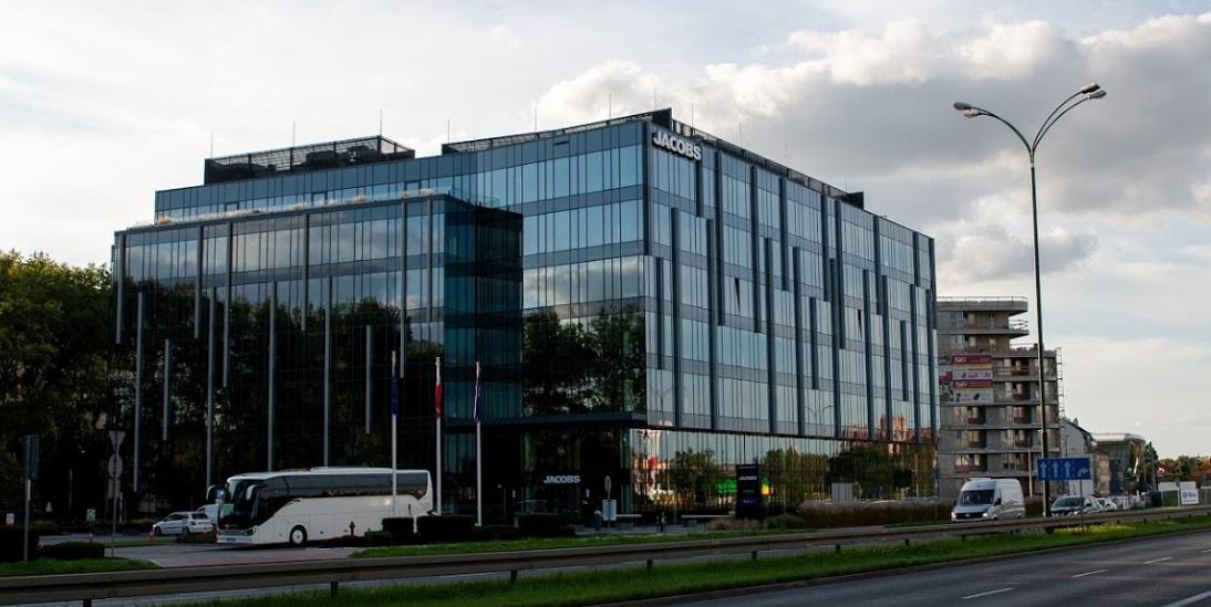 KRAKÓW | CH2M Center | VISTULA BUSINESS GARDEN | JACOBS - zdjęcie 2