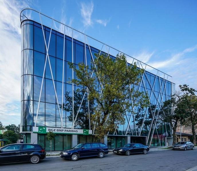 Biurowiec KRAKÓW | SAWIG OFFICE