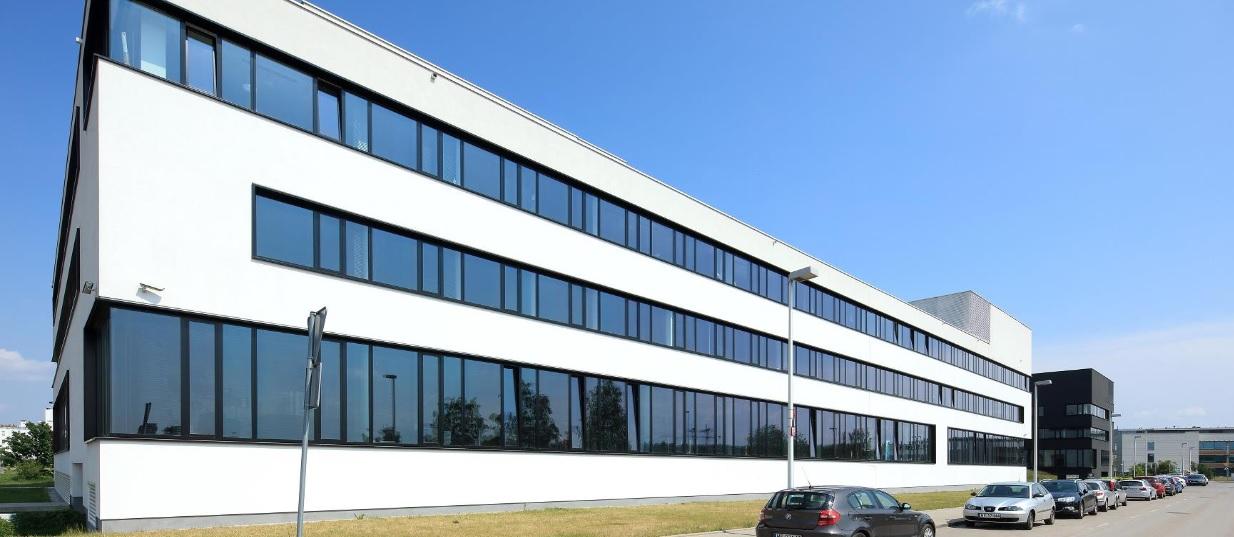 Biurowiec WILANÓW OFFICE PARK – BUDYNEK BE FREE | PODNAJEM