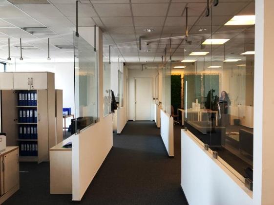WILANÓW OFFICE PARK – BUDYNEK BE FREE | PODNAJEM - zdjęcie 2