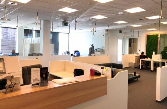 WILANÓW OFFICE PARK – BUDYNEK BE FREE | PODNAJEM - zdjęcie 3