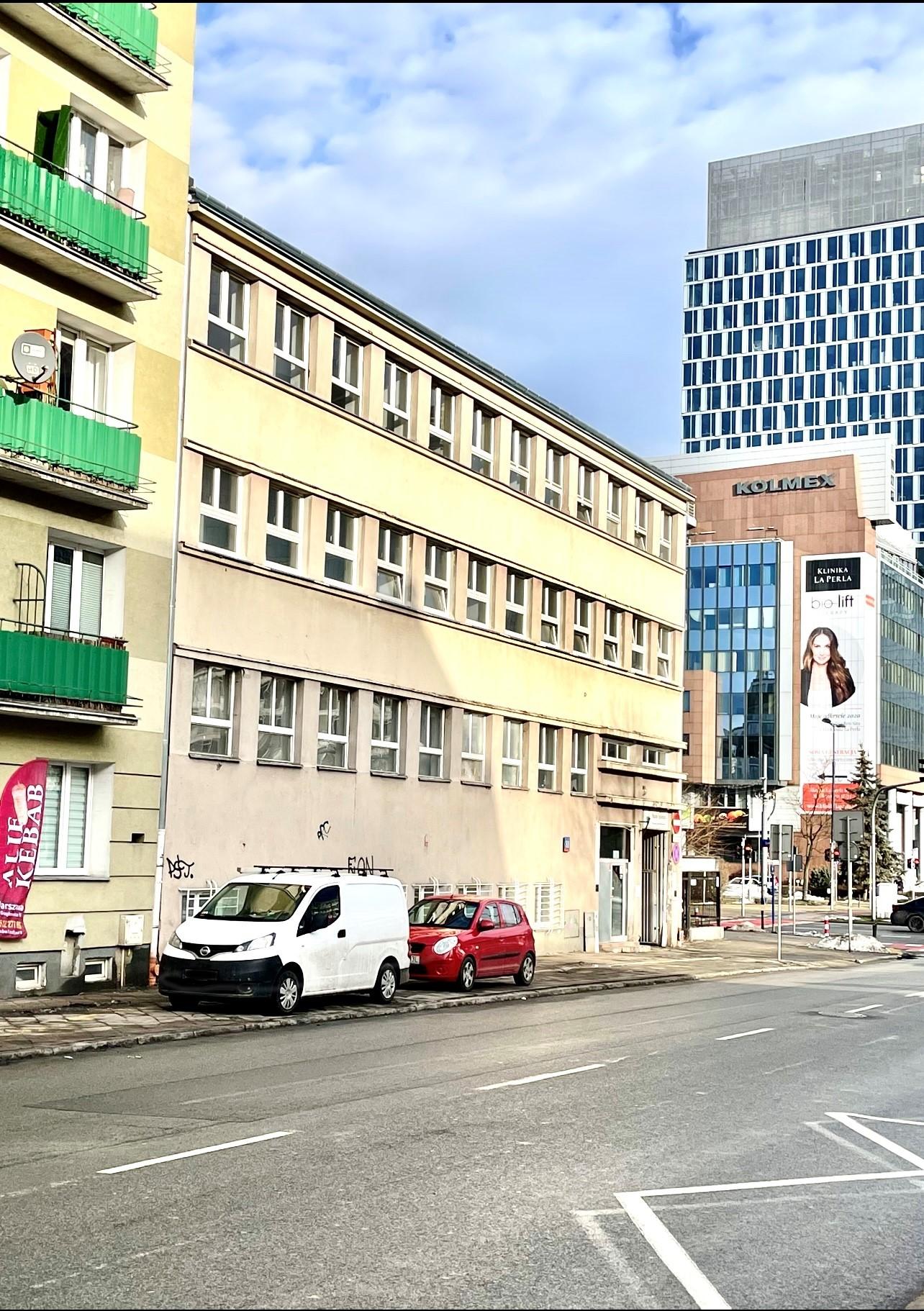 Biurowiec GRZYBOWSKA 88