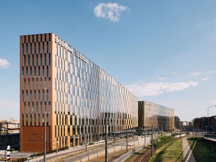 Biurowiec KRAKÓW | High5ive Building 5