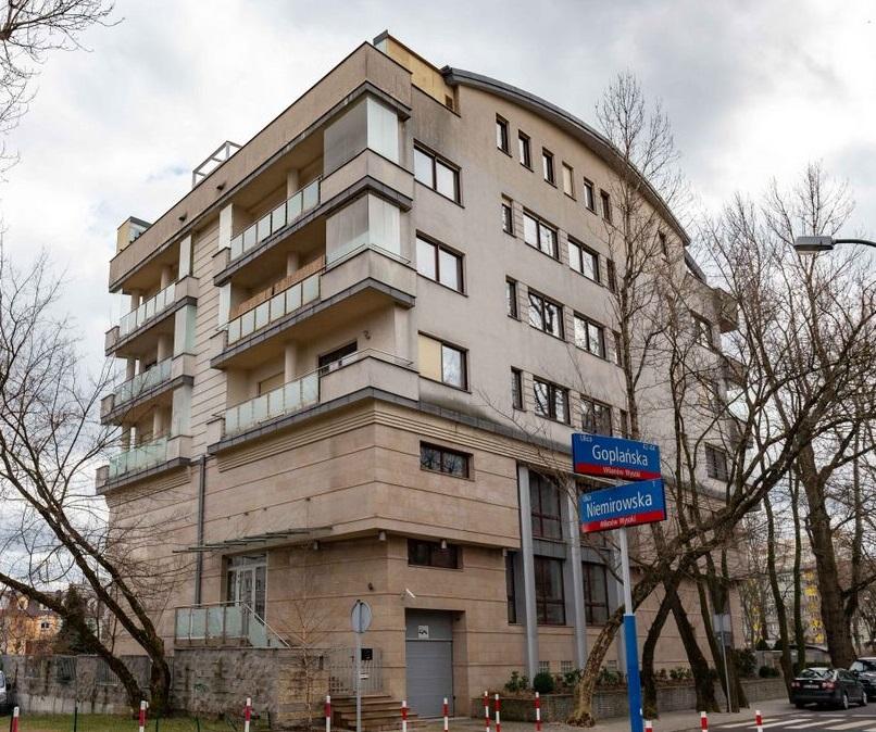 Biurowiec G35