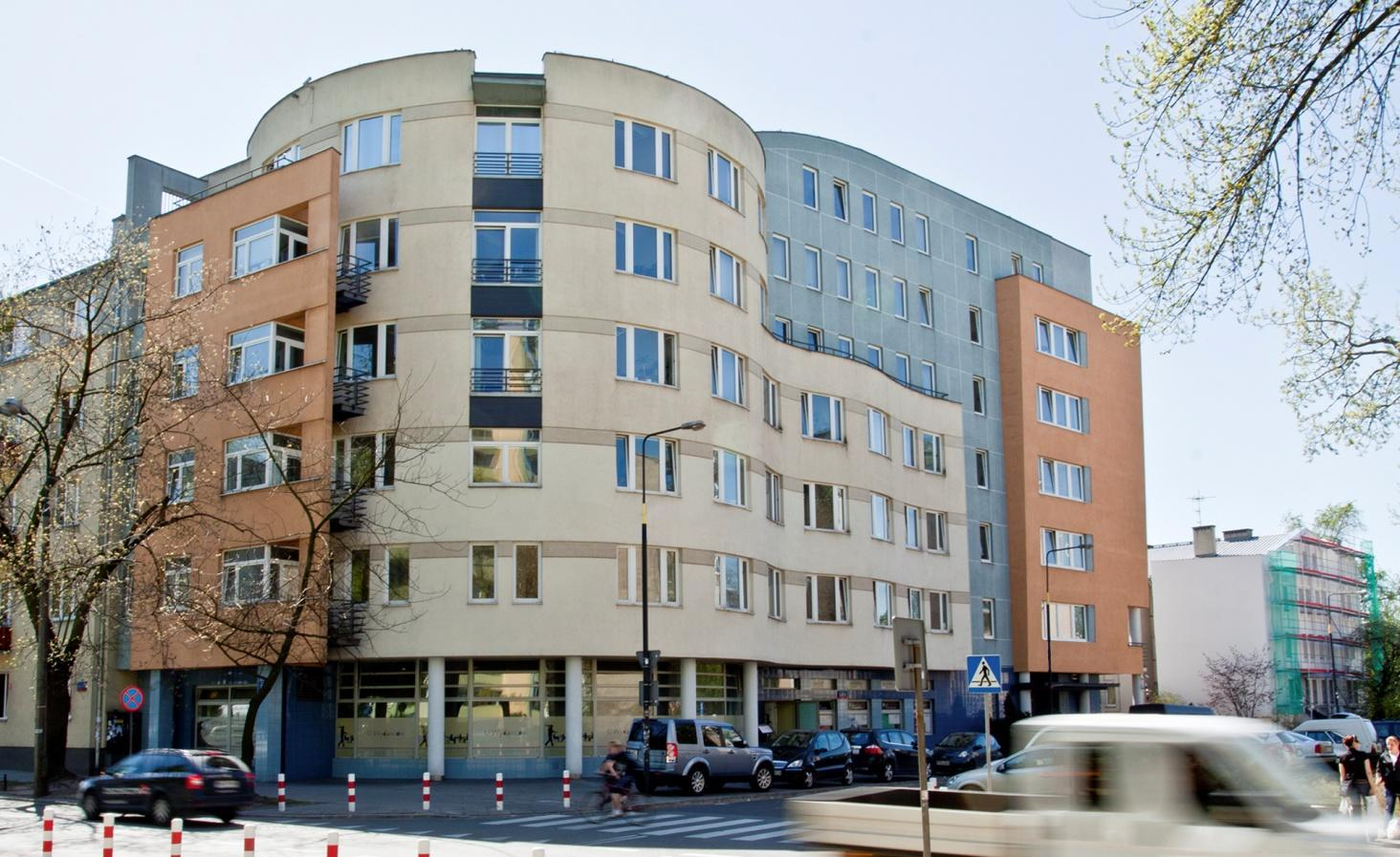 Biurowiec BUSINESS HOUSE PŁOCKA