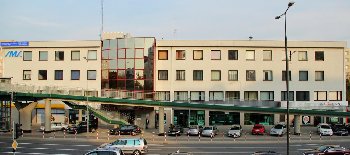 Biurowiec Rzymowskiego 30