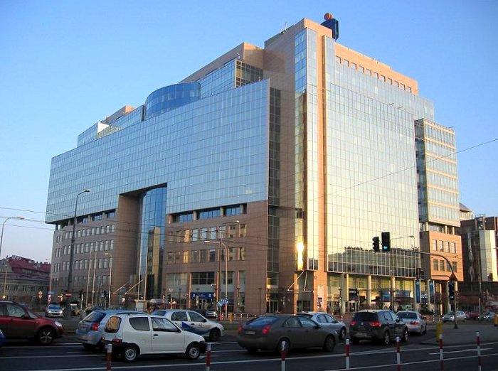 Biurowiec PUŁAWSKA FINANCIAL CENTER