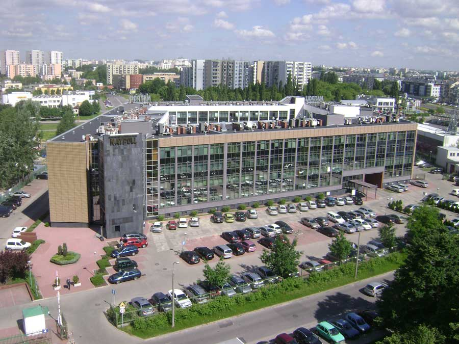 Biurowiec NATPOLL BUSINESS CENTER