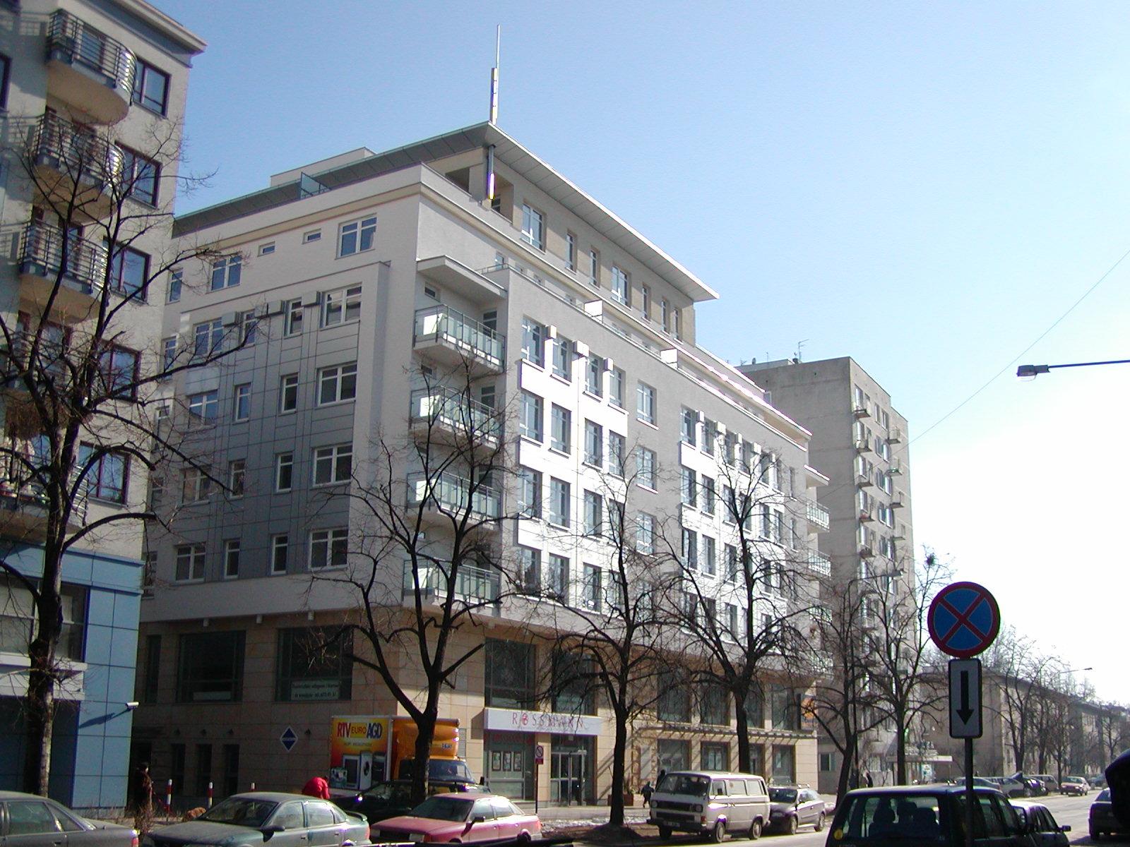 Biurowiec GALERIA SAWA PARK