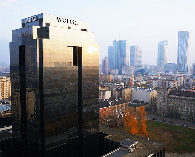 Biurowiec WARTA TOWER