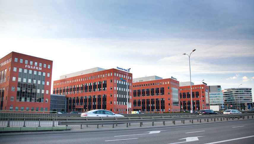 KOPERNIK OFFICE BUILDINGS – BUDYNEK E - zdjęcie 2
