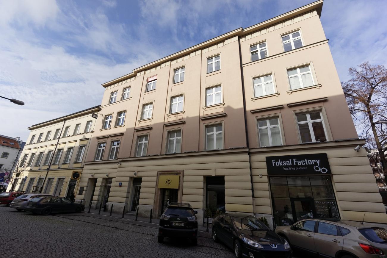 Biurowiec FOKSAL 18