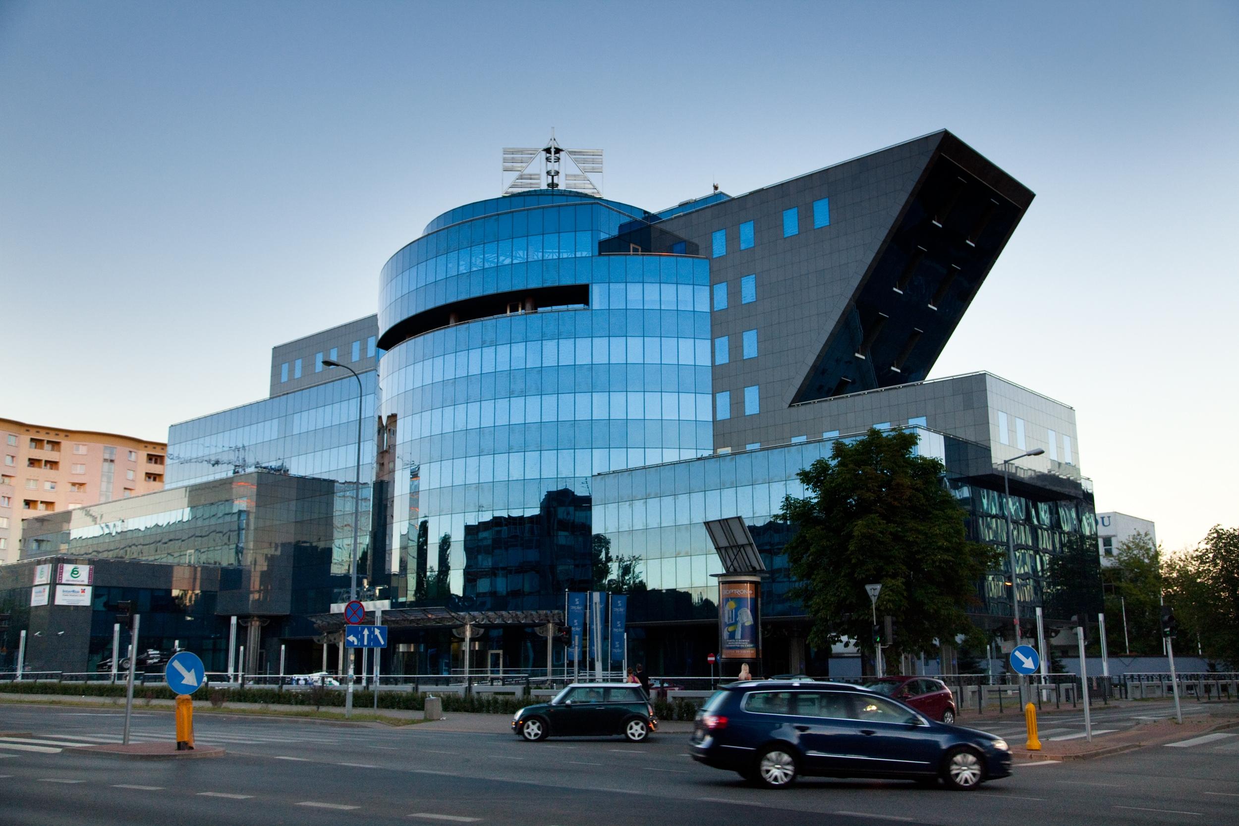 Biurowiec ZEPTER BUSINESS CENTRE