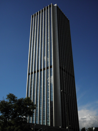 Biurowiec OXFORD TOWER (CH8)