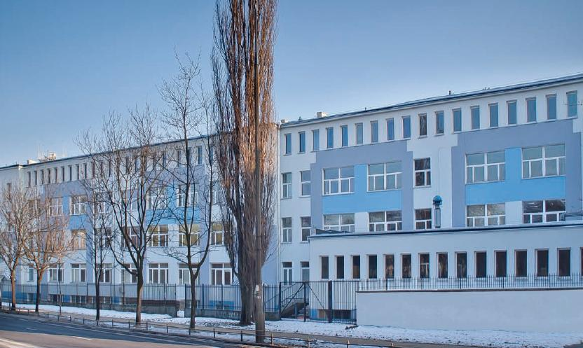 Biurowiec KASPRZAKA 49