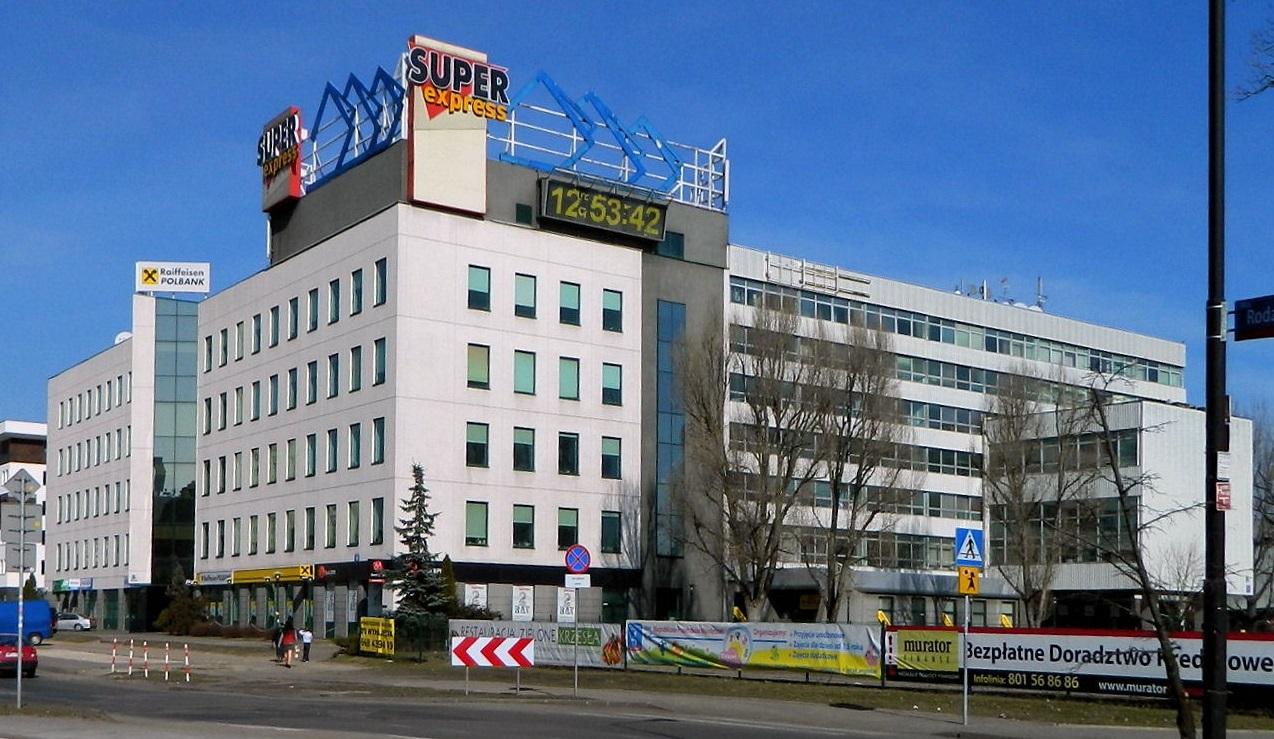 Biurowiec JUBILERSKA 10