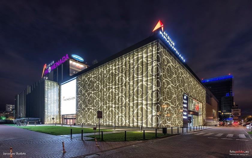 Biurowiec Atrium PROMENADA