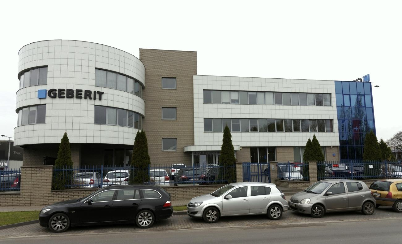 Biurowiec GEBERIT HQ