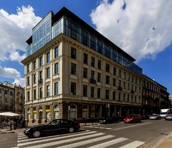 Biurowiec RENAISSANCE BUILDING