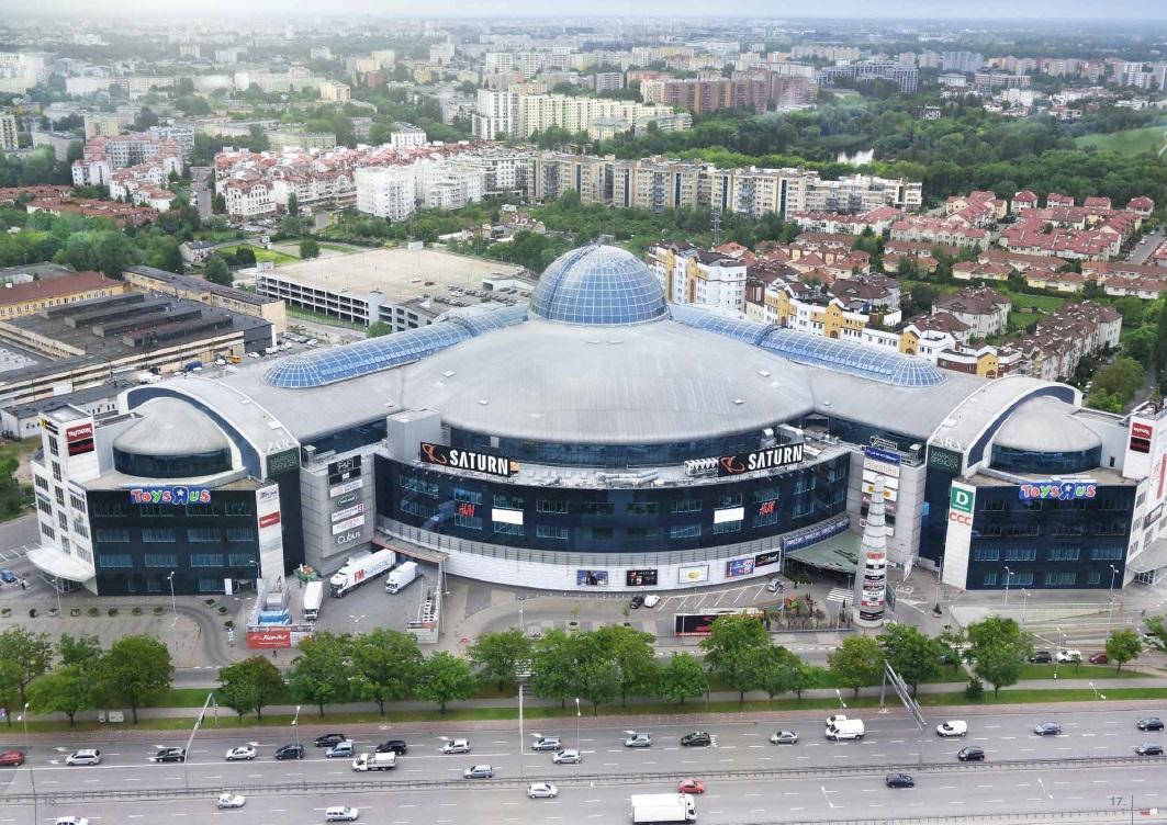 Biurowiec BLUE OFFICE