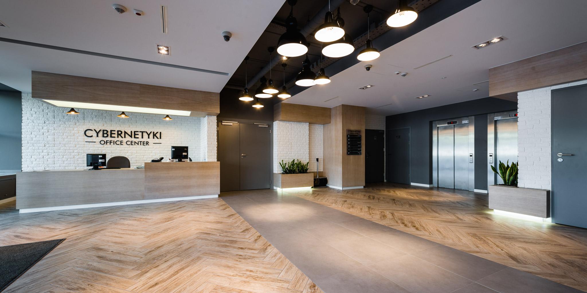 CYBERNETYKI OFFICE CENTER - zdjęcie 2