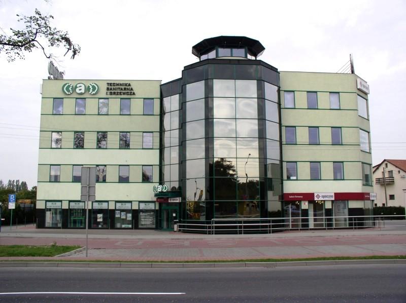 Biurowiec Puławska 538