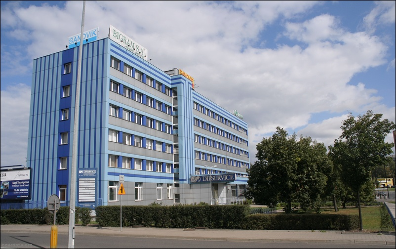 Biurowiec WILANOWSKA 372