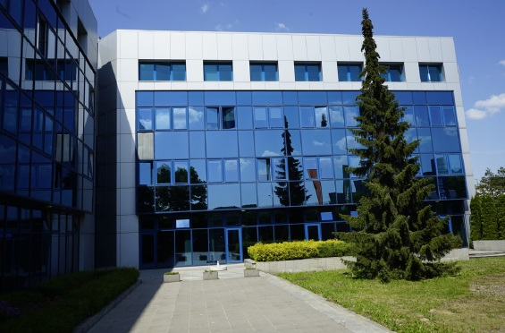Biurowiec BASF POLSKA / Hasco-Lek