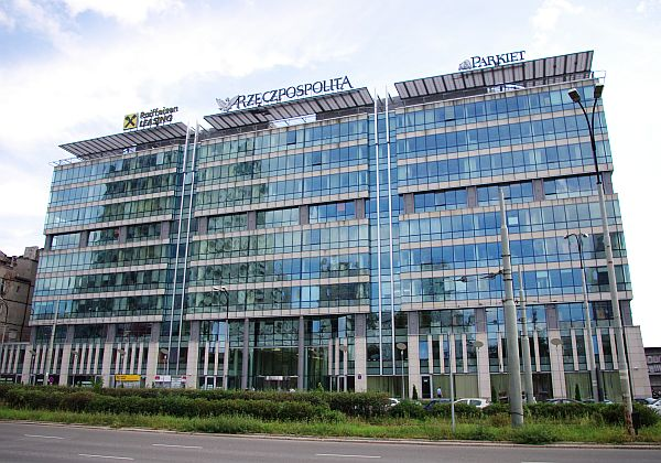 Biurowiec PROSTA OFFICE CENTER