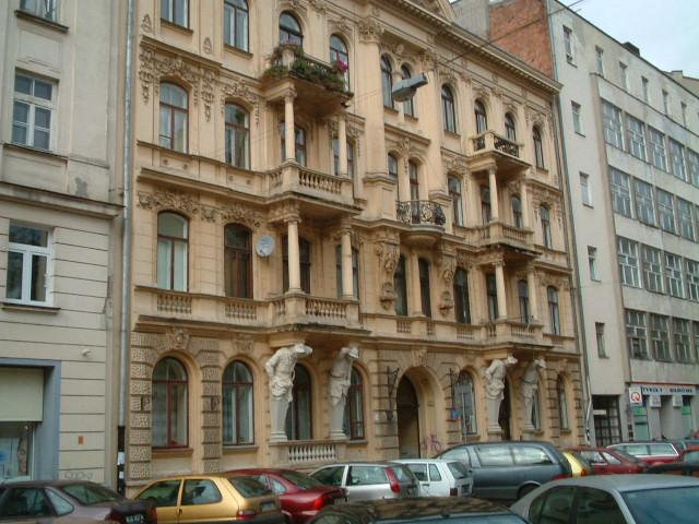 Kamienica Rodryga Mroczkowskiego - zdjęcie 1