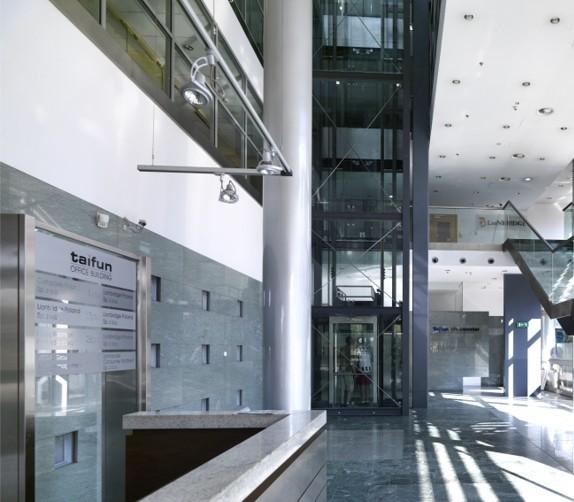 TAIFUN OFFICE BUILDING - zdjęcie 3