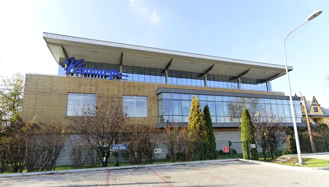 Biurowiec KINNARPS HQ