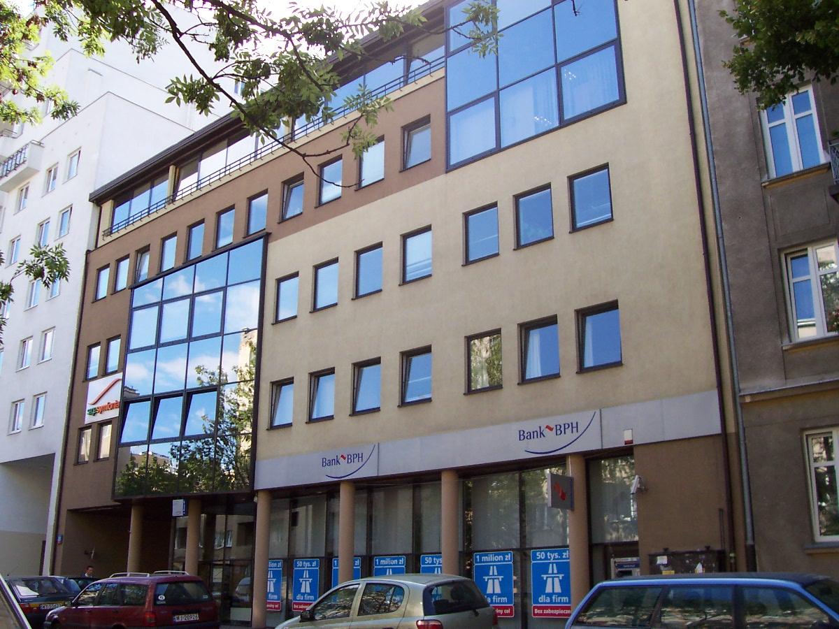 Biurowiec BEMA 89