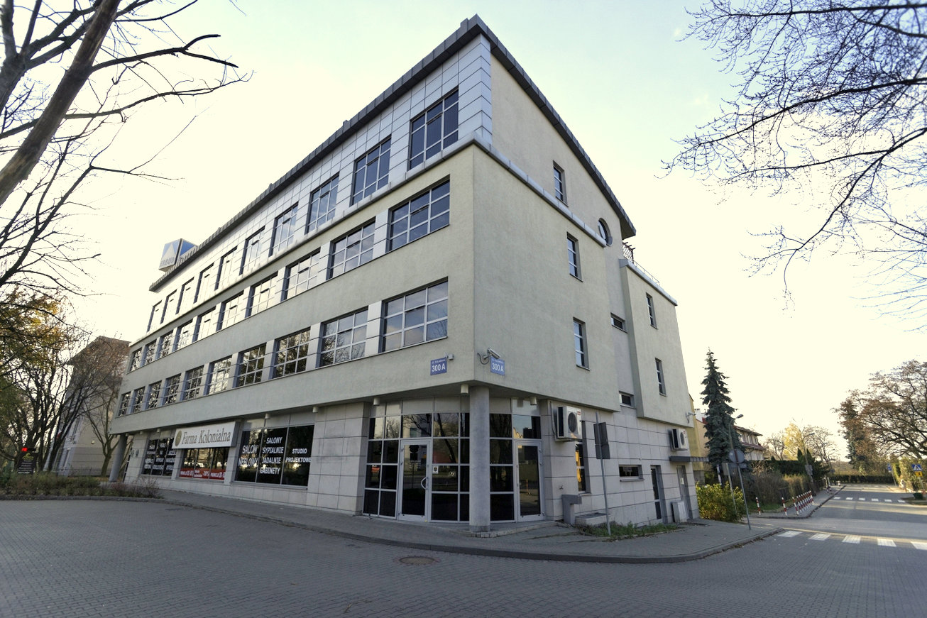 Biurowiec ERBUD HQ