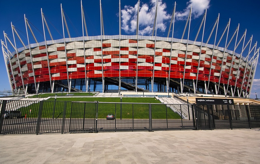 Biurowiec STADION NARODOWY