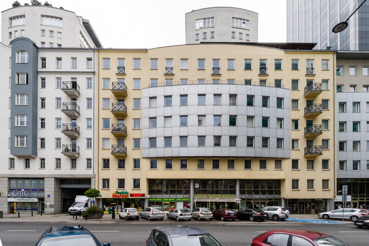 Biurowiec CENTRUM ŻELAZNA II | pt-mamagement