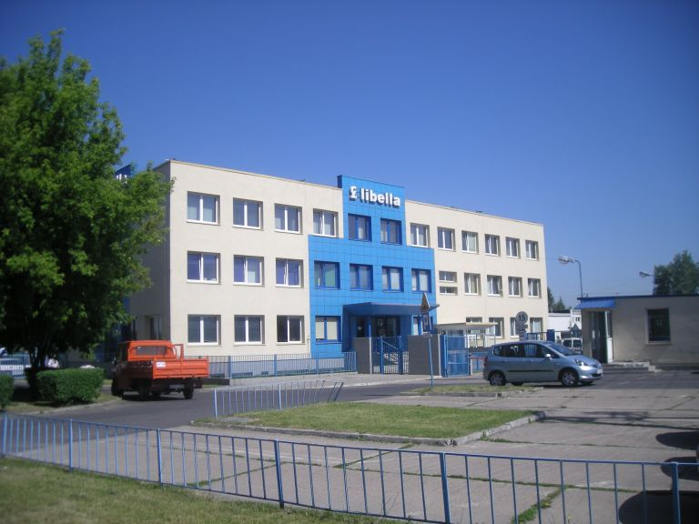 Biurowiec LIBELLA