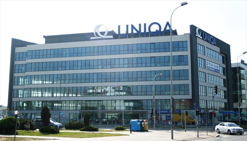Biurowiec UNIQA FORUM
