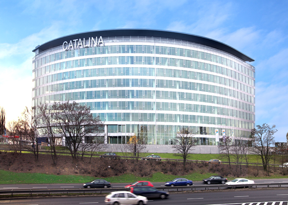 Biurowiec CATALINA OFFICE CENTER
