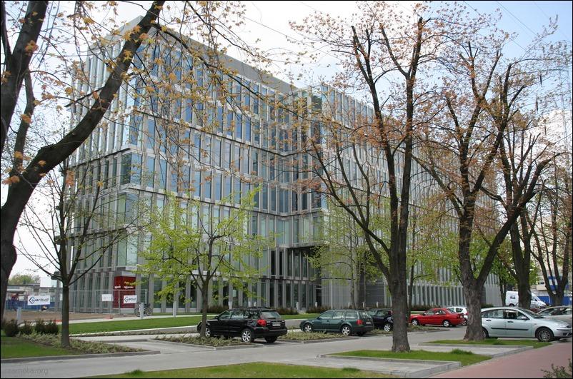 Biurowiec PLATINIUM BUSINESS PARK I